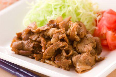 Buta no shogayaki, ricette giapponesi ;)