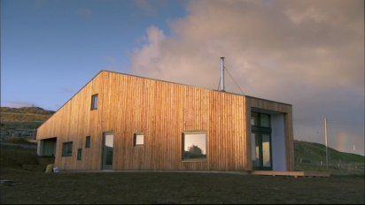 Beautiful House On Skye Featured On Grand Designs Turf