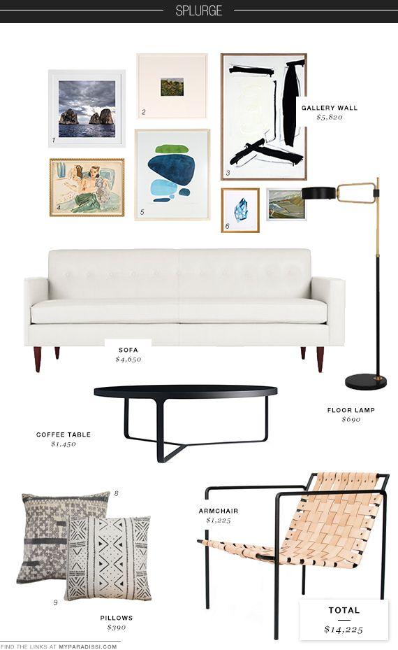 Modern Sophisticated Simple Design  Behr