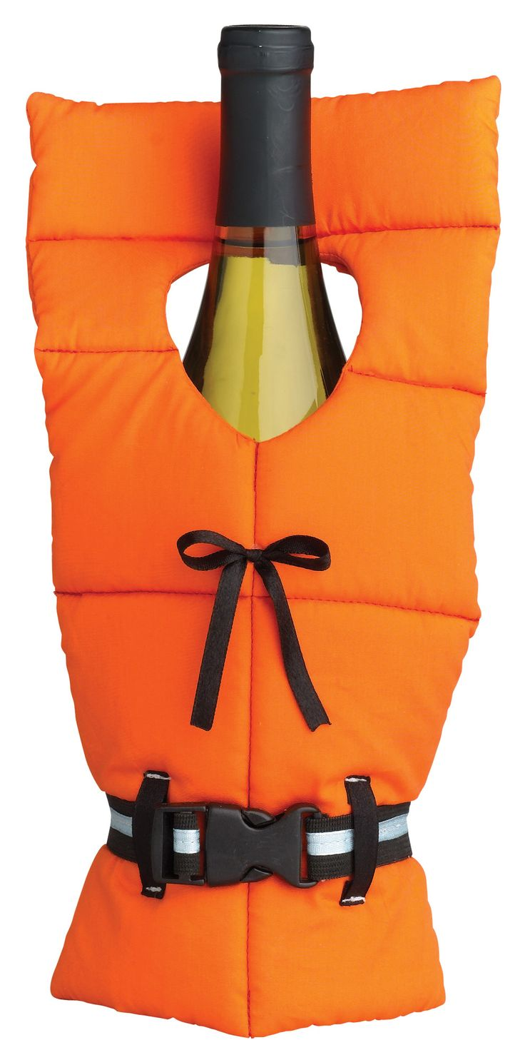 Welcome aboard boat ships life ring clock - Life Preserver Bottle Cover