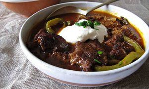 Felicity Cloake's perfect goulash