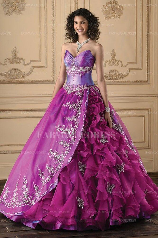 Lujo Vestido De La Dama De Honor Factura Levkoff Ideas Ornamento ...