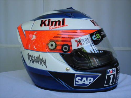Kimi Raikkonen 2005 F1 Replica Helmet Full Size Helm | eBay