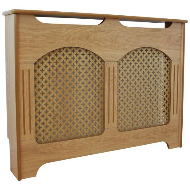 Buy Collection Winterfold Medium Radiator Cabinet - Oak effect at Argos.co.uk - Your Online Shop for Radiator covers, Home furnishings, Home and garden.