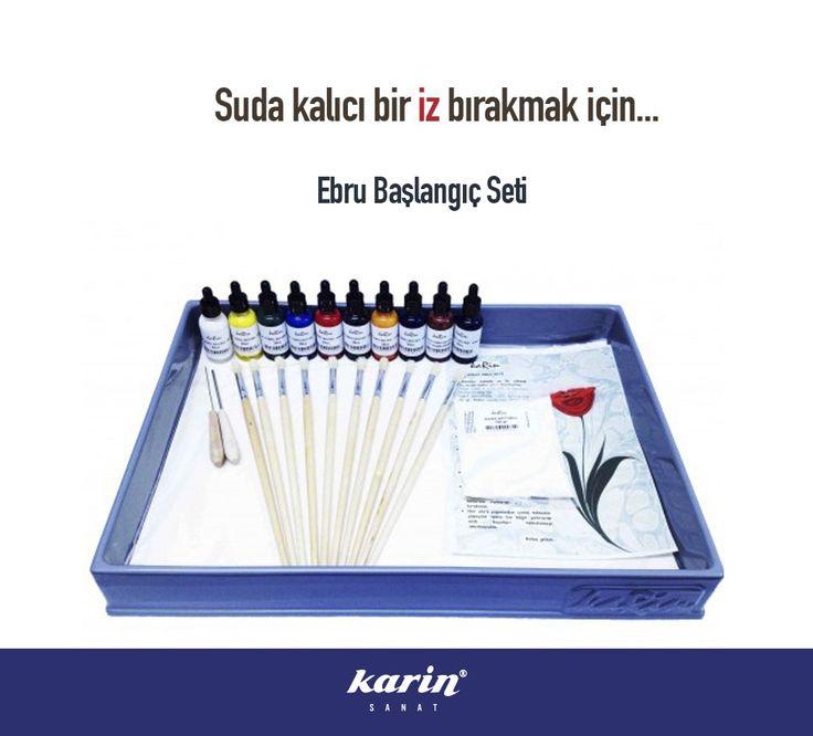 Suda kalıcı bir iz bırakmak için... karinsanat.com  #ebru #ebrusanatı #ebrubaşlangıçseti #art #artist  #sanatkar #karinsanat #gelenekselsanatlar #ottoman