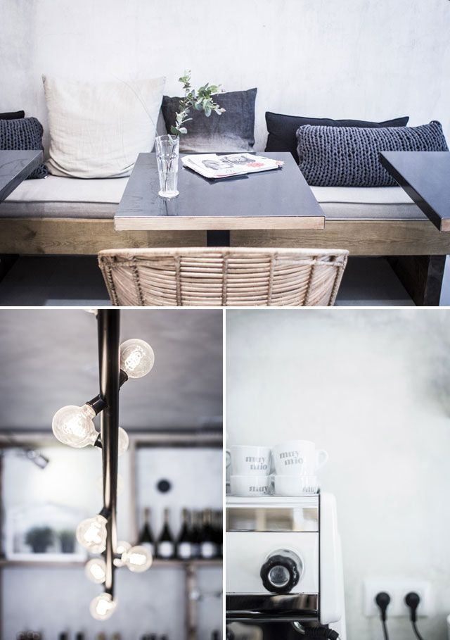 The Travel Files: MUY MIO: A BEAUTIFUL RESTAURANT IN BARCELONA