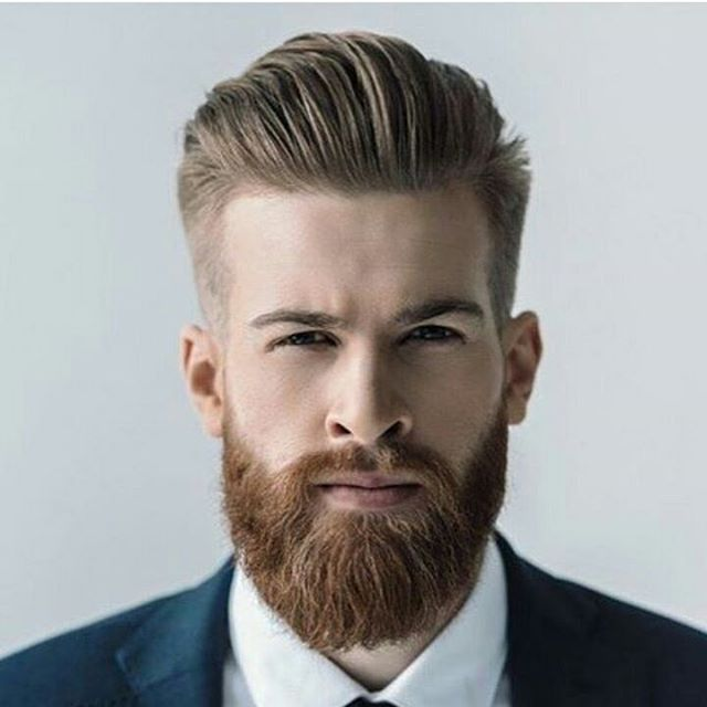 in style hair for guys beard beard style beard 4393