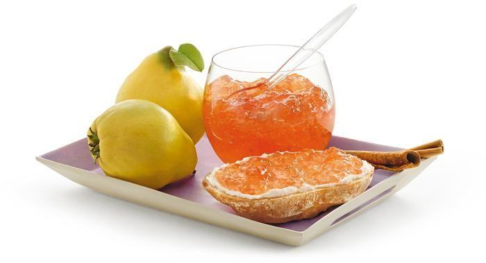 Südzucker > Rezepte > Quittengelee mit Zimt, mit Gelier Zucker 1plus1
