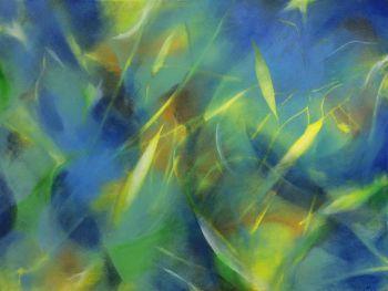 #abstract painting #acrylic on canvas  #mirjamrinkel