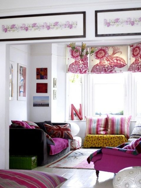 best way to decorate boho style | ... is part of 10 in the series Cool Boho Chic Interior Decorating Ideas
