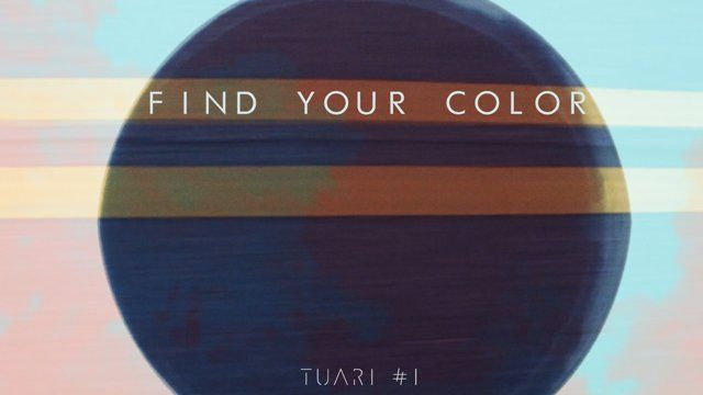 The 'Find your color' theme video