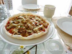 フライパンde餅ピザ④リメイク☆アレンジ
