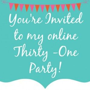 Thirty One Party fall 2014 | ... thirty one party do you know what thirty one is i had never heard