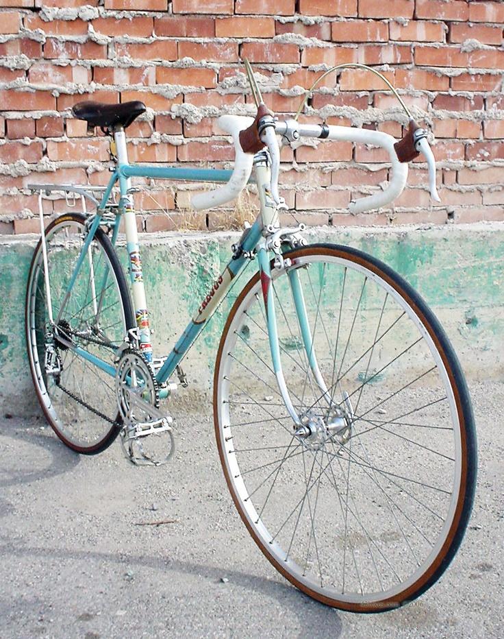 Bianchi Steel Frame
