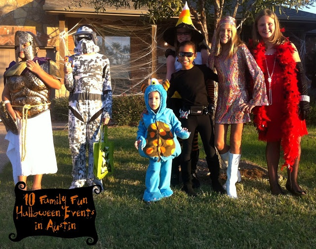 10 Family Fun Halloween Events in Austin - R We There Yet Mom? | Family Travel for Texas and beyond...