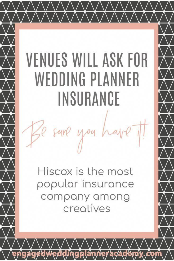 One Of The Necessary Parts Of Becoming A Wedding Planner Is Having