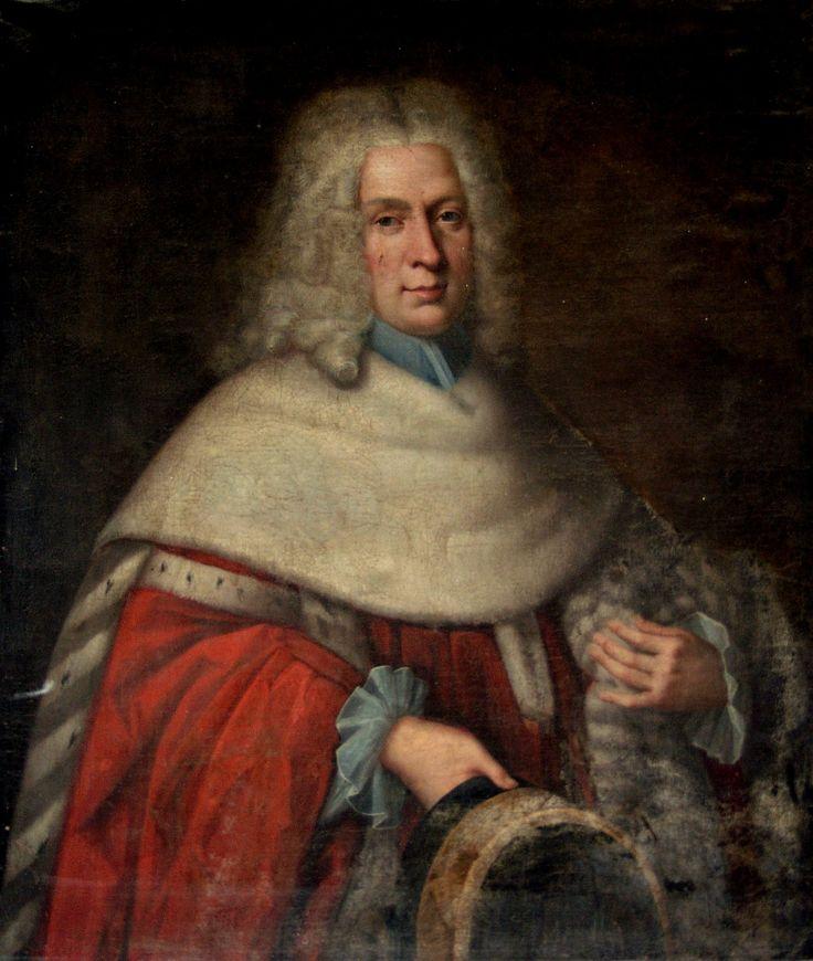 Jean, Antoine de Camus de Filain 1655-1741, président à mortier au Parlement de Besançon