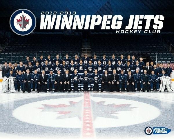 Winnipeg Jets 2013