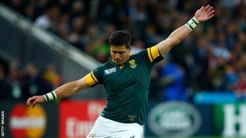 Rugby Championship: South Africa and New Zealand win