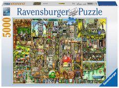 Colin Thompson: Bizarre Town | Adult Puzzles | 2D Puzzles | Shop | US | ravensburger.com