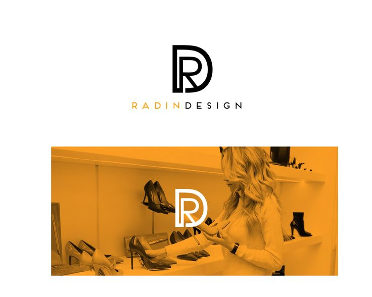 #RD #Ladies #Accessories #Store #USA #Business #Logo #Design #TheGill