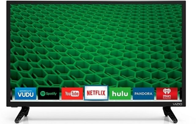 "Free $75 eGift Card WP  Vizio 27.5"" 720p LED-Backlit LCD Smart Television $149.99 (dell_business)"