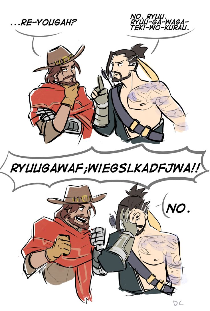 I've been super busy lately from CTN this past weekend so sorry I haven't posted much! I also haven't posted any overwatch on my blog yet so here's a quick doodle inspired by me trying to teach my friends how to say Hanzo's and Genji's ultimates. XD