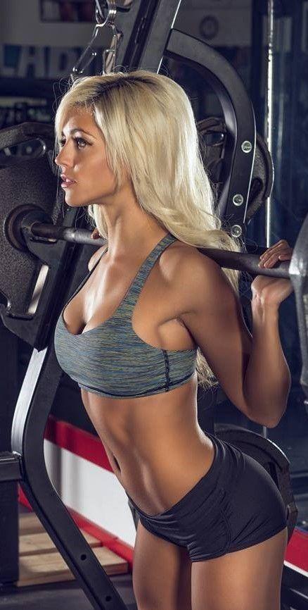 Фитнес порно девочки
