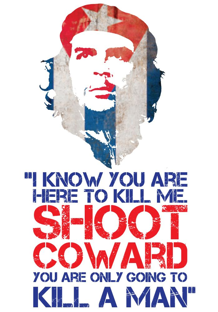 Che Guevara Shirt Quotes. QuotesGram
