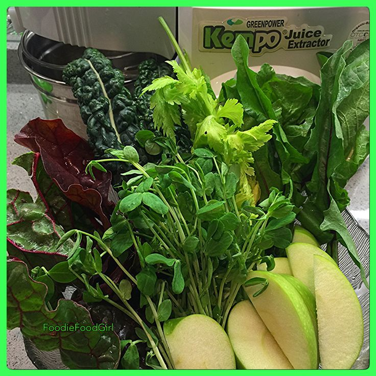 ❇️GREEN POWER!✳️✅ Ready for the #Kempo #juicer. Facing a long day ahead and need my FULL NRG. Backup Protein Smoothies!  Wishing everyone a POWERFUL Day!