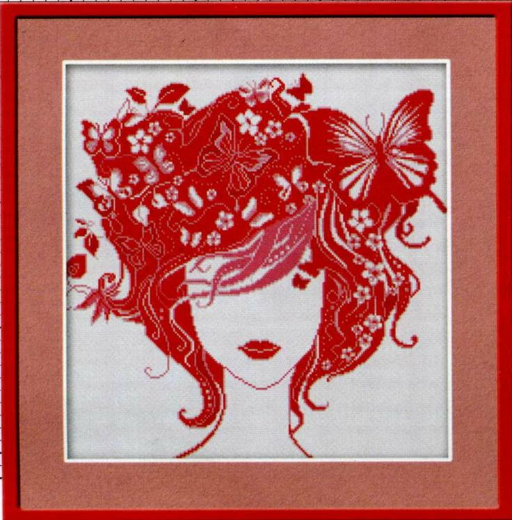 madame butterfly - donna farfalle 1/4