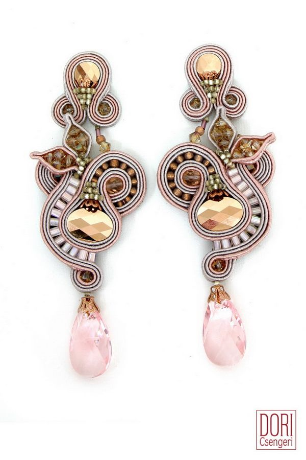 Can't get enough of Soutache!
