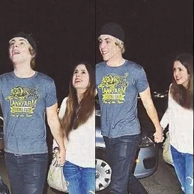 Are Ross And Laura Hookup In Real Life