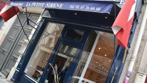 Paris 9e - La Petite Sirène de Copenhague - 47, rue Notre Dame de Lorette