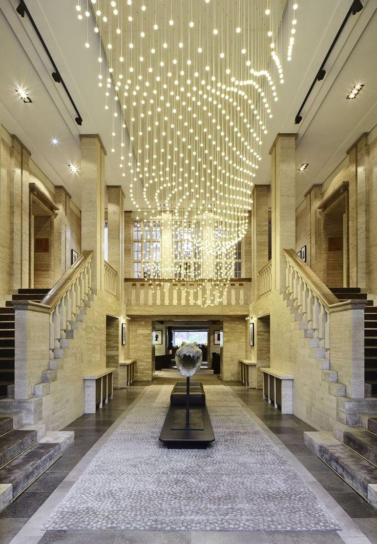 169 best modern lobby lobby lounge images on pinterest. Black Bedroom Furniture Sets. Home Design Ideas