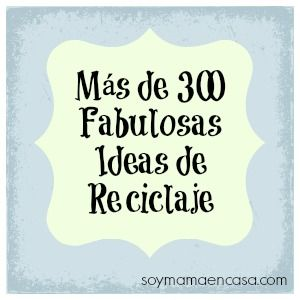 17 best images about recycling crafts manualidades de - Ideas manualidades reciclaje ...