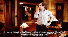 His Harry Potter obsession is almost on par with yours. | 15 Reasons Phil Dunphy Is An Amazing Catch