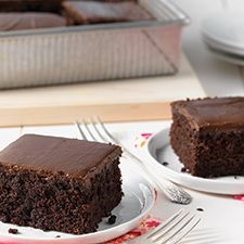 King Arthur Flour's Favorite Fudge Cake Recipe | King Arthur Flour