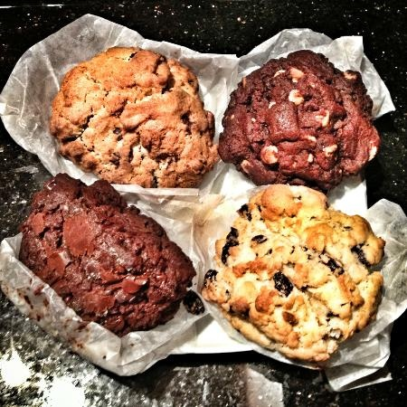 Levain Bakery - best cookies I've EVER had!