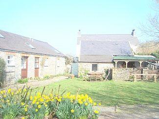 Manorbier, Pembrokeshire, Wales W829
