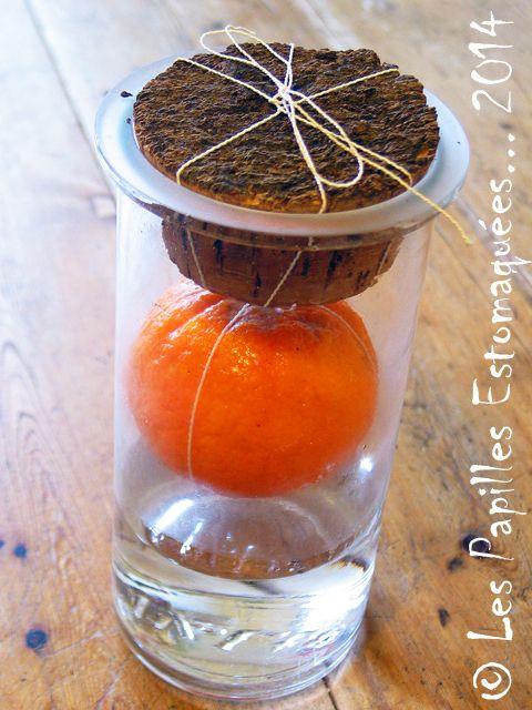 L'orange qui pleure