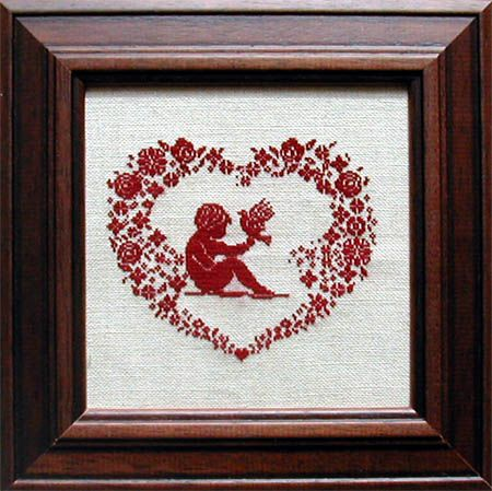 Gráficos de Ponto Cruz e Croché: Point, Heart, Bordurencross Stitches, Borduren Crosses Stitches, Cross Stitch, Crosss Stitches, Cross