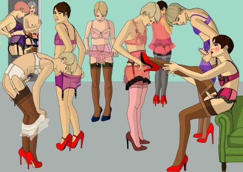 Jb hopkings sissy boys v4 animation - 3 5
