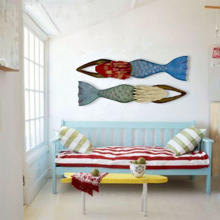 Mermaids wanddeko pinterest wanddeko und dekoration for Pinterest wanddeko
