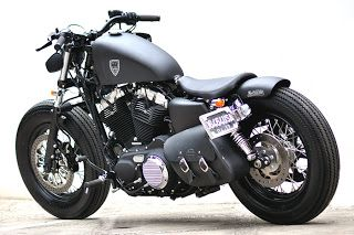 HD SPORTSTER 1200 FORTY EIGHT 2012 | StudioMotor