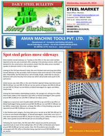 Steel Scrap RAtes In India www.steelmkts.com