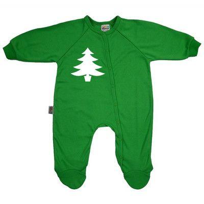 Pyjama bébé original : ARBRE DE NOËL
