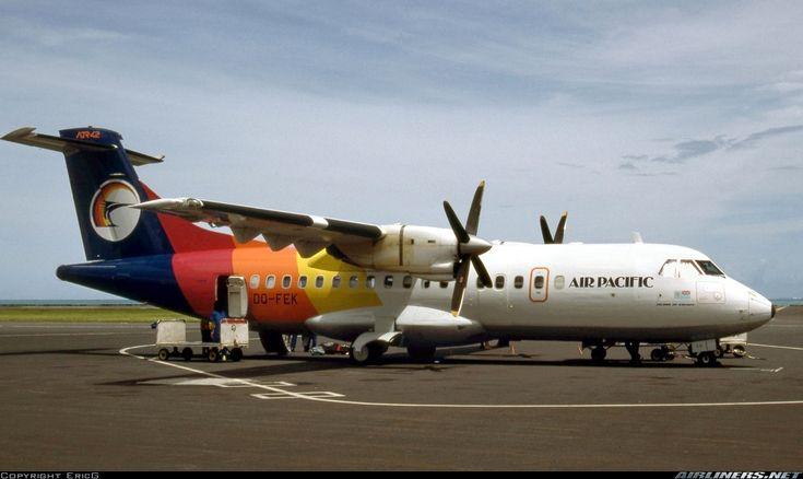 ATR ATR-42-300 - Air Pacific | Aviation Photo #4375003 | Airliners.net
