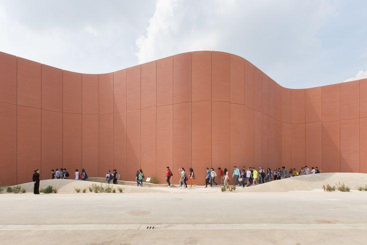 Galería - Los cinco mejores pabellones de la Expo Milán 2015 - 44