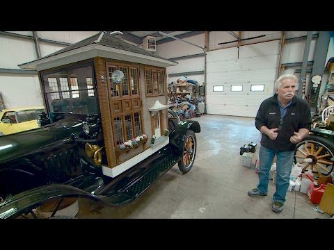A 35 Year Model T House Car Hunt Youtube Model T